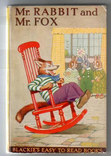 Mr Rabbit and Mr Fox