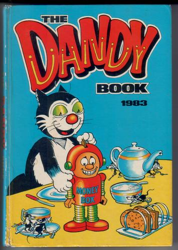 The Dandy Book 1983