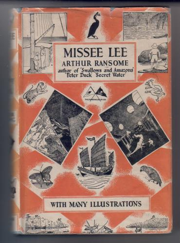 Missee Lee By Arthur Ransome Children S Bookshop Hay On Wye