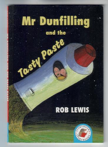 Mr Dunfilling and the Tasty Paste