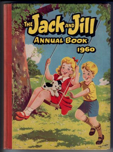 The Jack and Jill Annual Book 1961