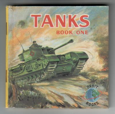 Tanks Book 1