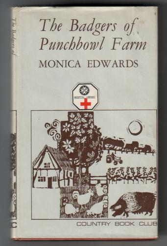 The Badgers of Punchbowl Farm