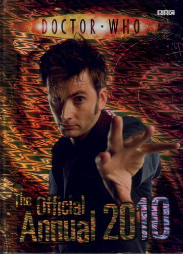 Doctor Who - The Official Annual 2010