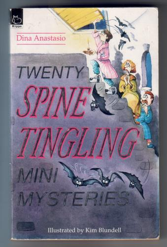 Twenty Spine Tingling Mini Mysteries