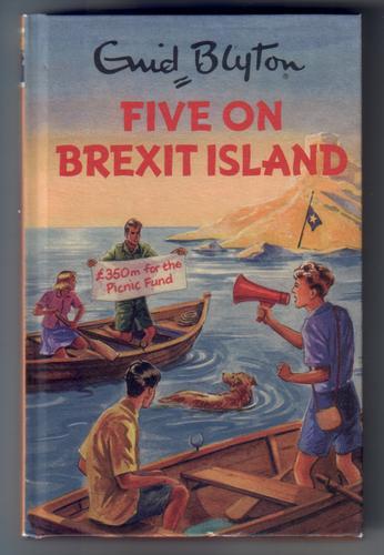 VINCENT, BRUNO - Five on Brexit Island