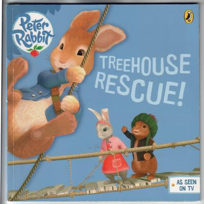 Peter Rabbit - Treehouse Rescue