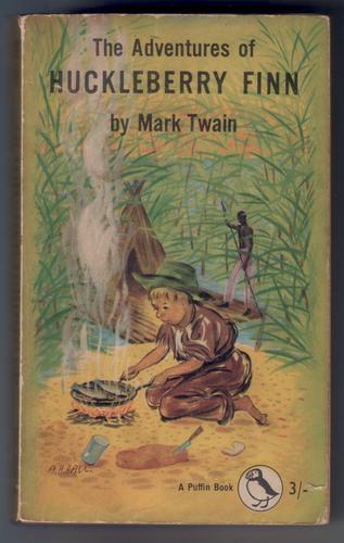 TWAIN, MARK - The Adventures of Huckleberry Finn