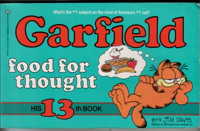 Garfield - Food for thought