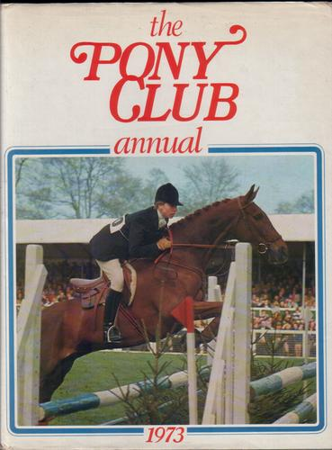 The Pony Club Annual 1973