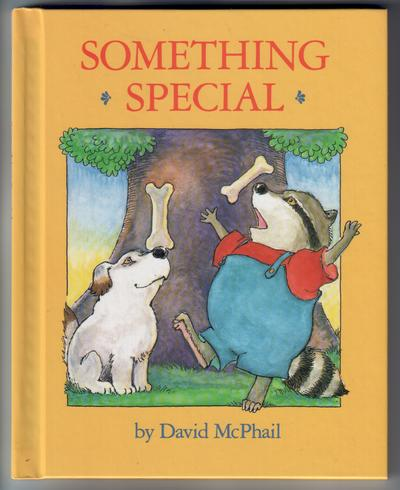 Something Special by David McPhail