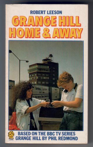 Grange Hill home and away by Robert Leeson