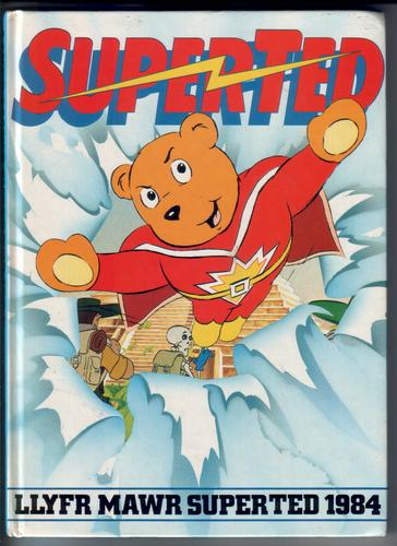 Superted 1984 by Mike Young