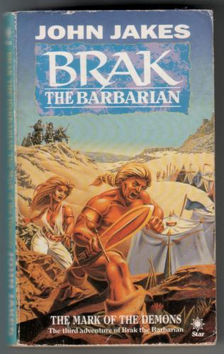 Brak the Barbarian - The Mark of the Demons
