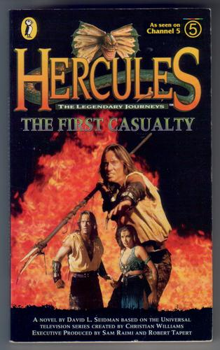 Hercules the Legendary Journeys - The first casualty
