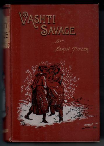 TYTLER, SARAH - Vashti Savage