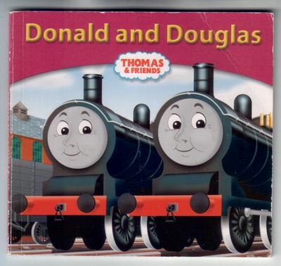 Donald and Douglas - Thomas and Friends
