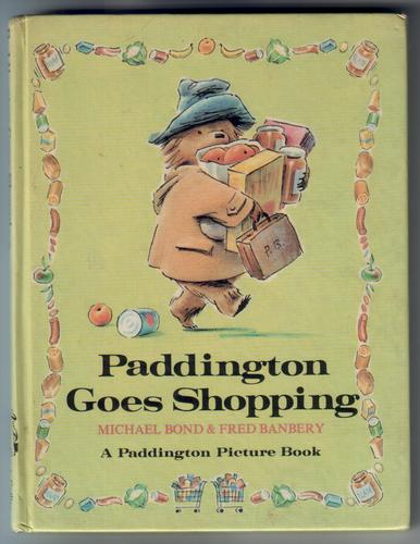 Paddington goes shopping
