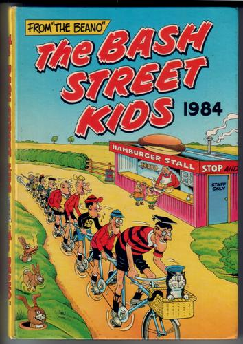 The Bash Street Kids 1984