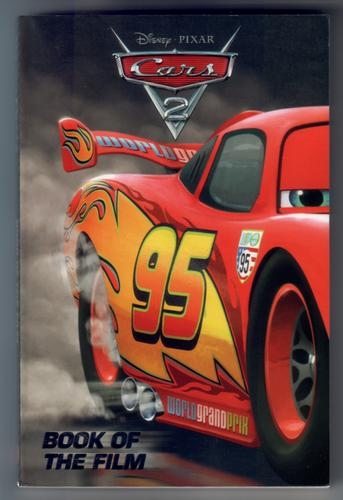 Cars 2: The Book of the Film