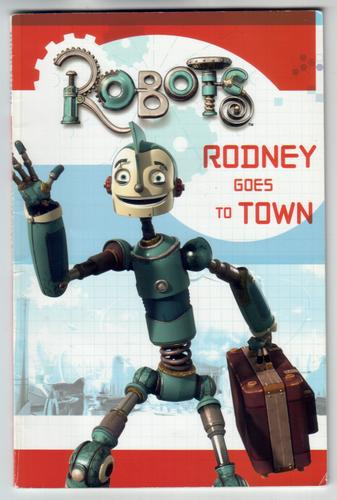 Robots - Rodney goes to town