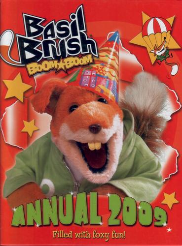Basil Brush Annual 2009
