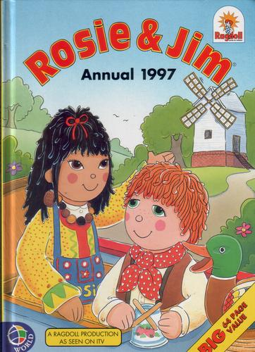 Rosie and Jim annual 1997