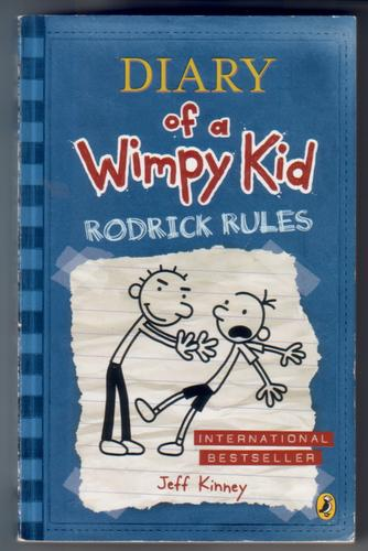 Diary of a Wimpy Kid - Roderick Rules