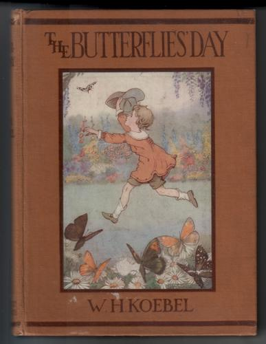 The Butterflies' Day