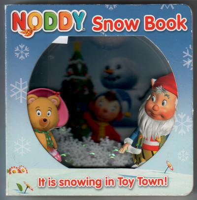 Noddy Snow Book