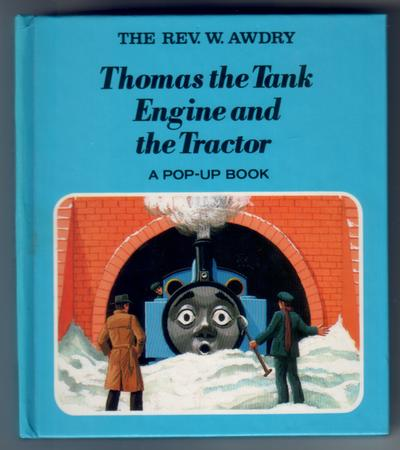 Thomas the Tank Engine and the Tractor