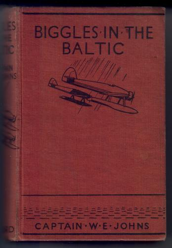 Biggles in the Baltic