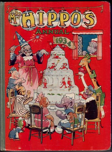 Mrs. Hippo's Annual 1934