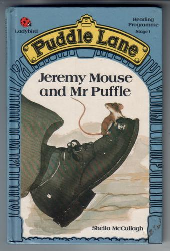 Jerey Mouse and Mr. Puffle