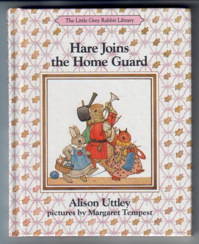 Hare Joins the Home Guard