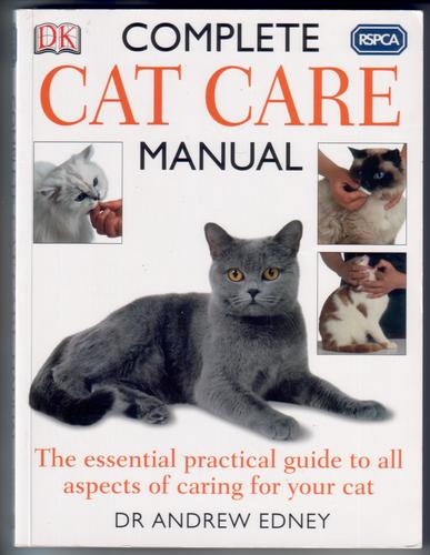 Complete Cat Care Manuel