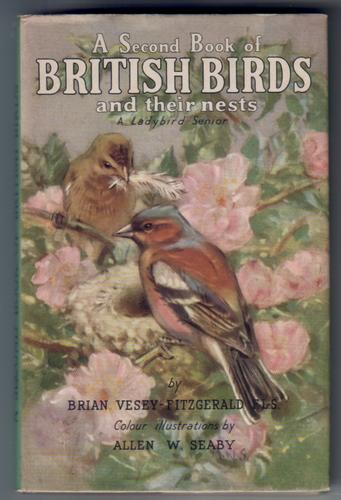 A Second Book of British Birds and their nests