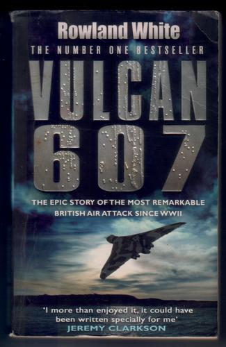 WHITE, ROWLAND - Vulcan 607