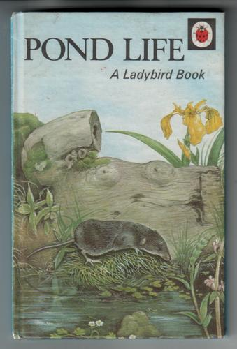 The Ladybird Book of Pond Life