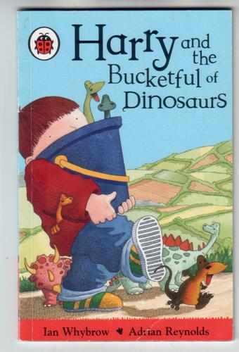 Harry and the Bucketful of Ddinosaurs