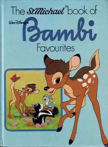 The St Michael Book of Bambi Favourites