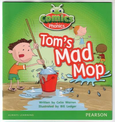 WARREN, CELIA - Tom's Mad Mop