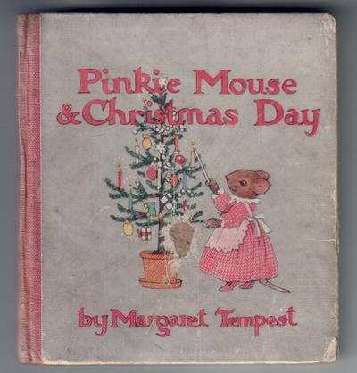 Pinkie Mouse and Christmas Day