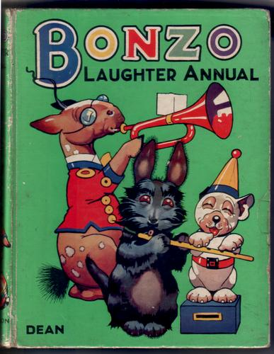 Bonzo Laughter Annual