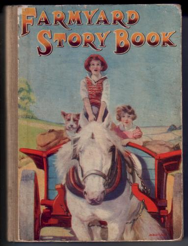 Farmyard Story Book - Stories of the Farm