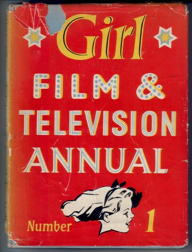 Girl Film and Television Annual Number 1