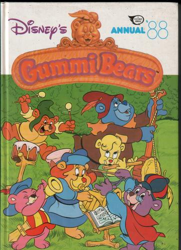 Disney's Gummi Bears Annual