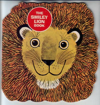 The Smiley Lion Book