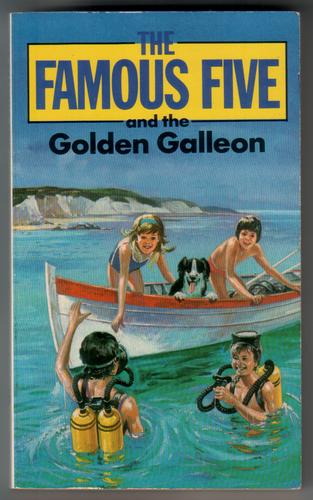 The Famous Five and the Golden Galleon