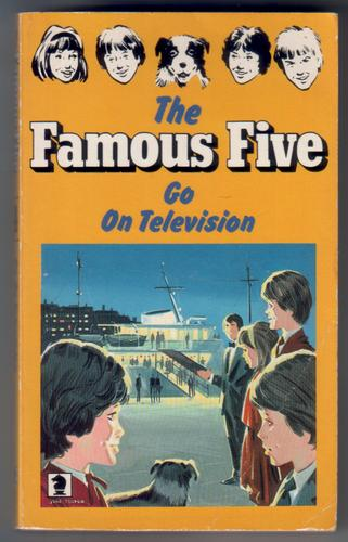 The Famous Five go on Television